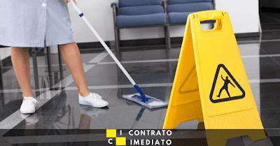 Vaga de Servente de Limpeza - Envie seu cv