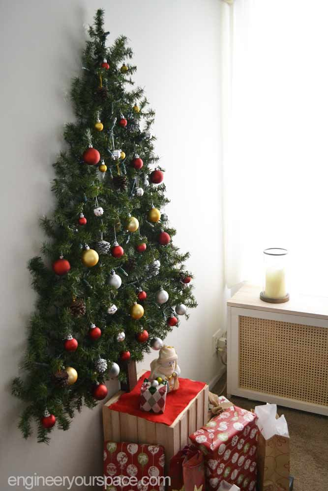 7 Diy Christmas Tree Ideas For Small Spaces Applegreen