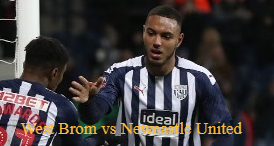 Soccer: West Brom vs Newcastle United