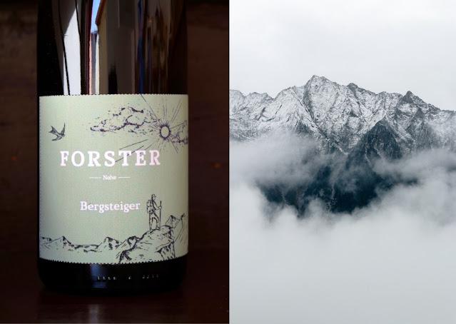 Bergsteiger Abenteurerwein aus dem Weingut Forster an der Nahe