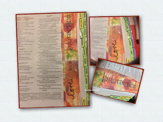 VISUAL FAITH Technique For Your Bible Or Notebooktake One Layer Of A Decorative Napkin And Trim It To The Width Space Journaling