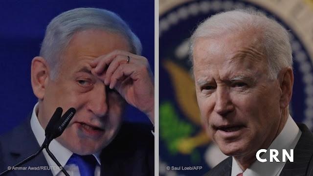 Biden a líder palestino