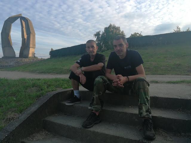 Илеш Хорват и Игор Јевремовић