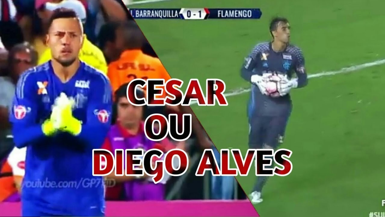 Flamengo Notícias  Participem  Qual goleiro volta como titular ... f110cada5f63e
