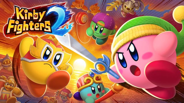 Kirby Fighters 2 v1.0 NSP XCI NSZ For Nintendo Switch