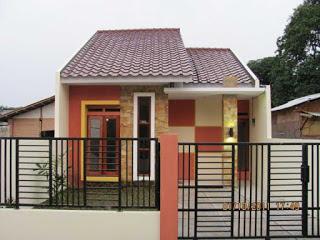 Desain Rumah Ukuran 6x12 Terpopuler