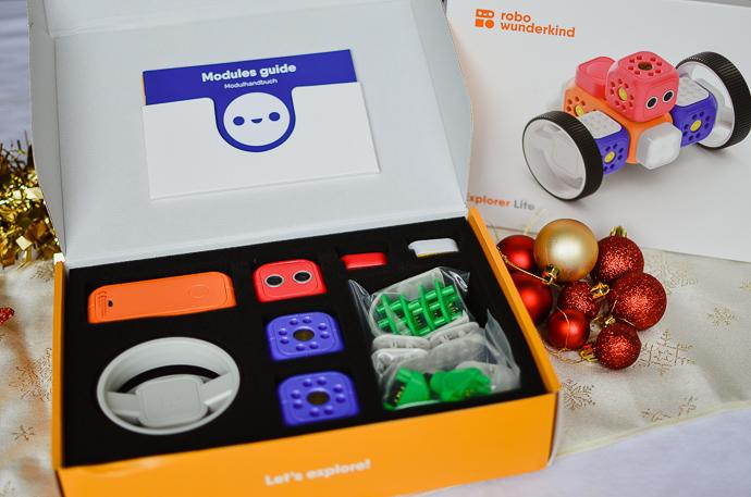 gamer kids gift guide, Robo wunderkind