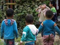 Anak-Anak Etnis Muslim Cina Tak Luput Dari Incaran Pemerintah Komunis