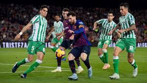 مشاهدة مباراة برشلونة وريال بيتيس بث مباشر اليوم 25-8-2019 في الدوري الاسباني