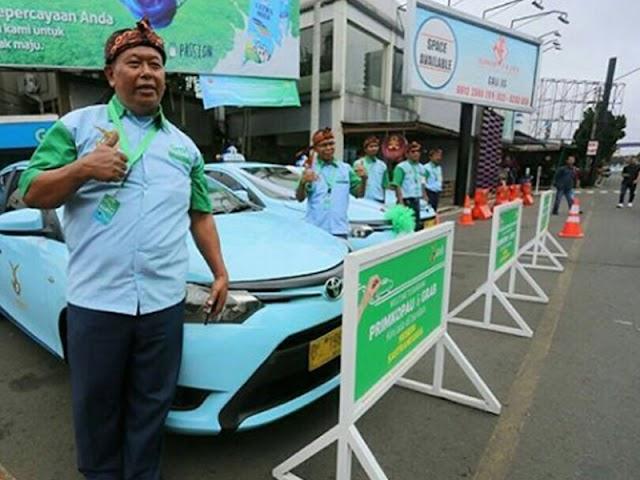 Telah Hadir, Layanan Taksi Online GrabCar di Bandara Husein Sastranegara