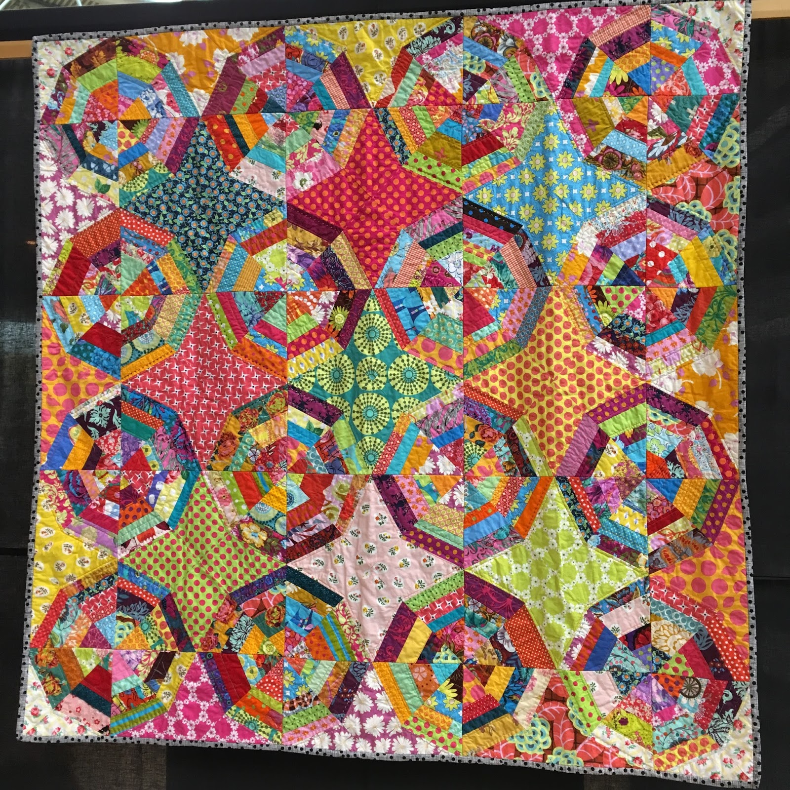 Festival of quilts 2016 charm about you for Festival of quilts birmingham 2016