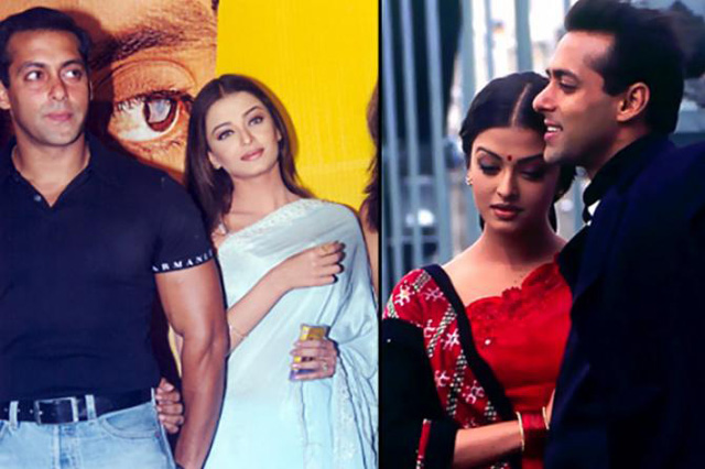 Salman Khan and Aishwarya Rai