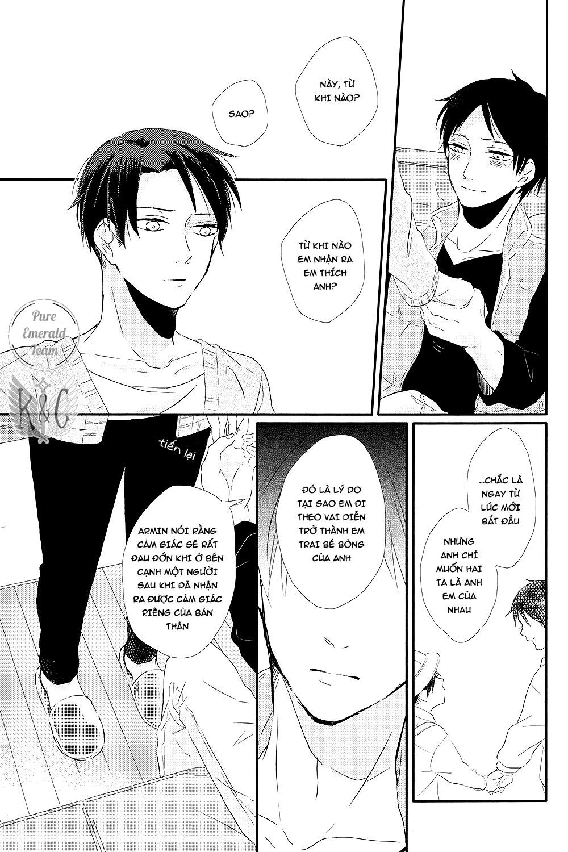 Trang 22 - [Pure Emerald] - Nước chảy đá mòn (Riren) (- Kiro (Kouko)) - Truyện tranh Gay - Server HostedOnGoogleServerStaging
