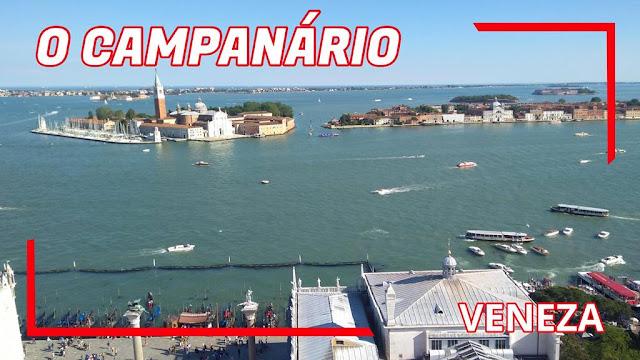 campanário de veneza
