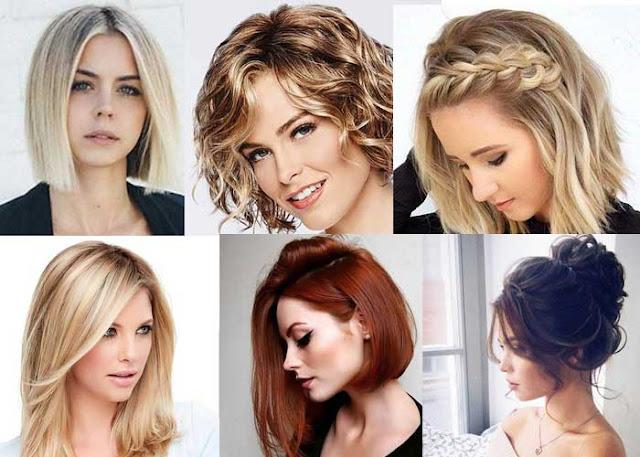 Model Rambut untuk Rambut Tipis Agar Terlihat Tebal Paling Hits