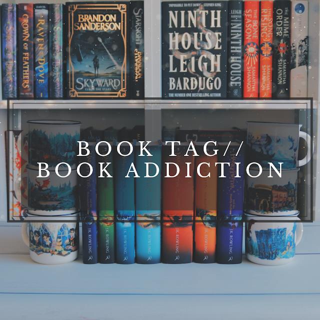 Book Tag: Book Addiciton