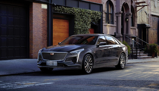 Cadillac launches new CT6 flagship sedan in China