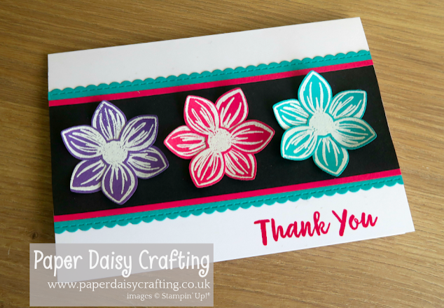 Nigezza Creates with Stampin Up Friends Paper Daisy Crafting Perennial Essence