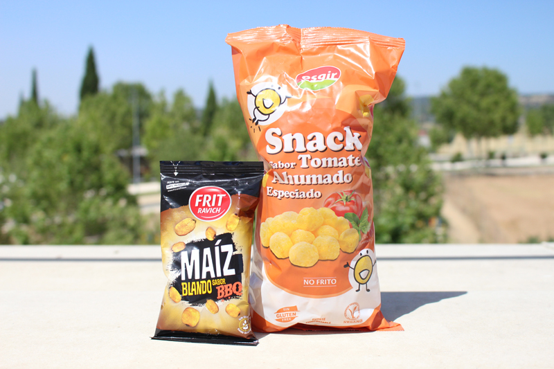 Degustabox snacks