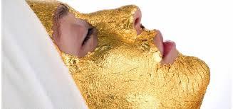 أهم فوائد ماسك الذهب للوجة وللبشرة 2019