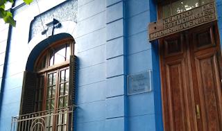 Casa CEMA Centro de estudiantes Madariaguenses en La Plata