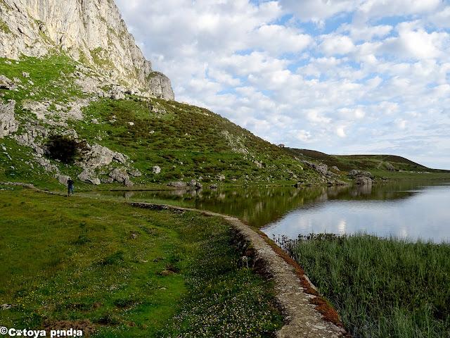 Rodeamos el Lago Ercina (Lagos de Covadonga)