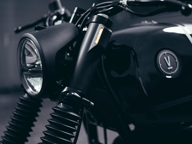 BMW R100RT 1994 By Vagabund Moto Hell Kustom