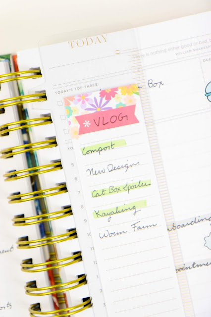 How I Use the Day Designer Planner
