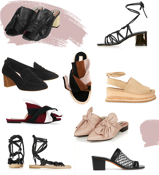 Style: Summer Footwear Edit