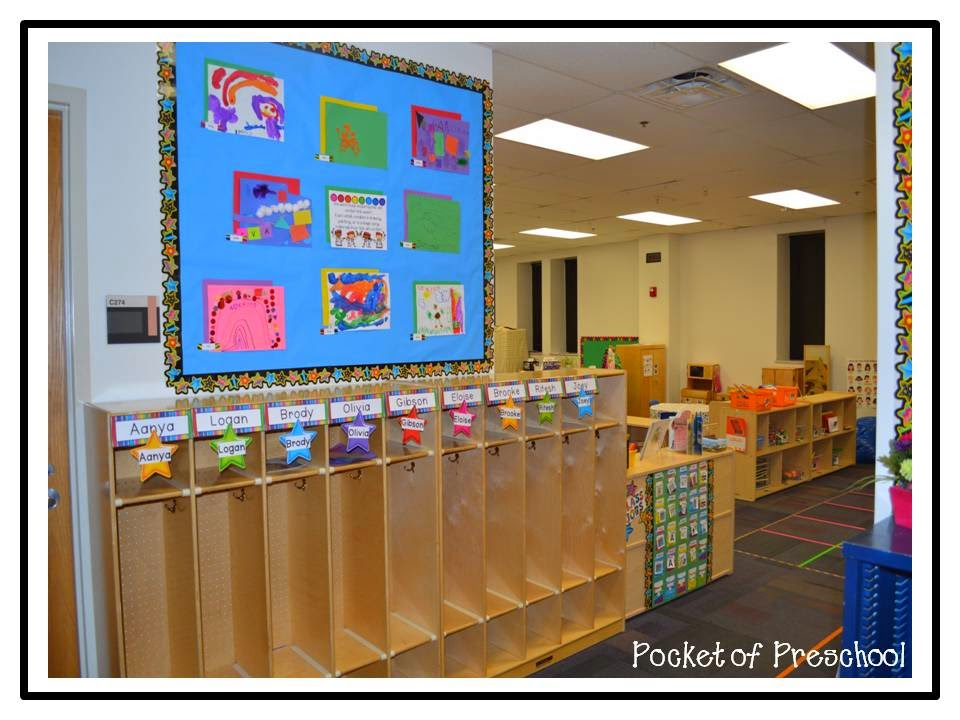 Classroom Ideas For One Year Olds ~ Classroom reveal pocket of preschool