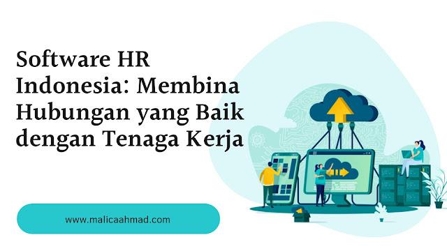 Software HR Indonesia untuk Karyawan