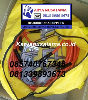 Newpath GROUNDING SET 150KV 4mtr