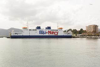 Prosegue la partnership tra Grimaldi Lines e Blu Navy