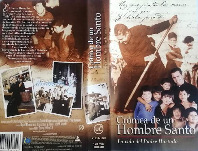 "Miniserie: ""Cronica de un Hombre Santo"" (version resumida) - 1990, reedicion 2004"