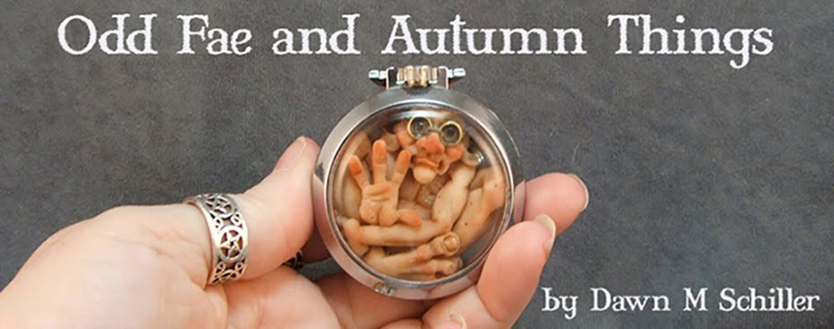 Oddfae and Autumnthings
