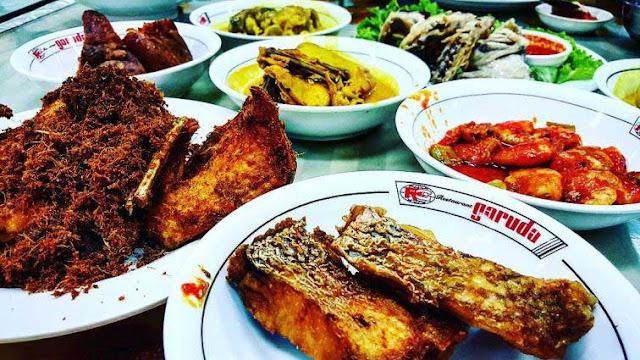 Garuda - Tempat Makan Murah di Jakarta