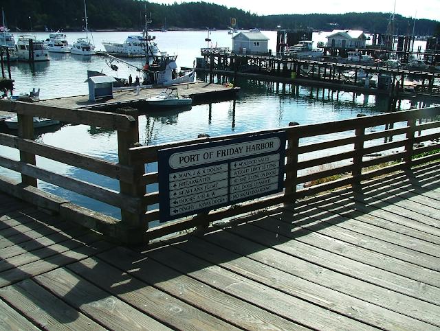 Friday Harbor San Juan Island