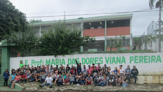 A Escola Maria das Dores Viana Pereira, da cidade de Eldorado, completa 37 anos