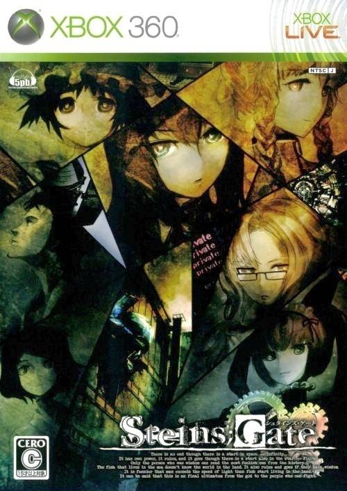 Chokocat 39 s anime video games 2668 steins gate - Xbox anime gamer pictures ...