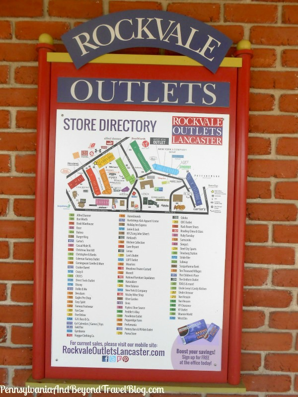Lancaster Outlets | Shopping in Lancaster, PA | Discover ...