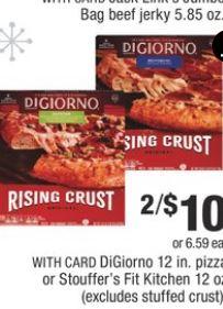 DiGiorno Pizza-