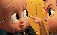 Boss Baby Spin Puzzle