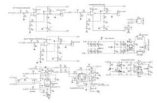 2.1 power amplifier
