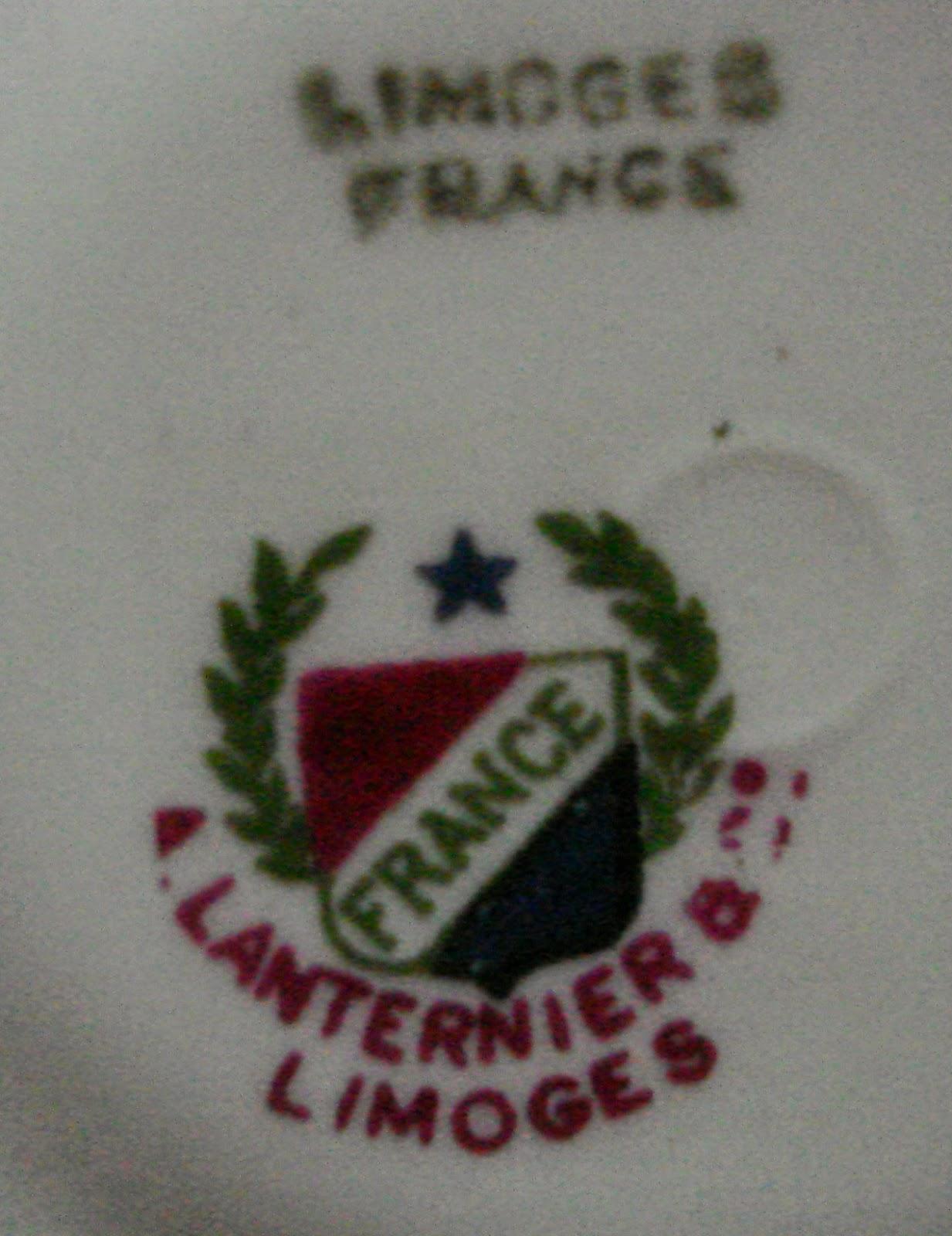 dating limoges france marks