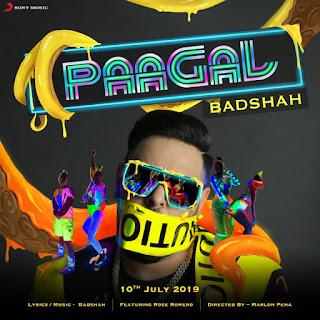 Paagal - Badshah New Song 2019
