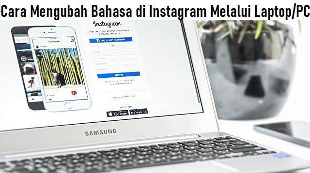 Cara Mengubah IG Menjadi Bahasa Indonesia