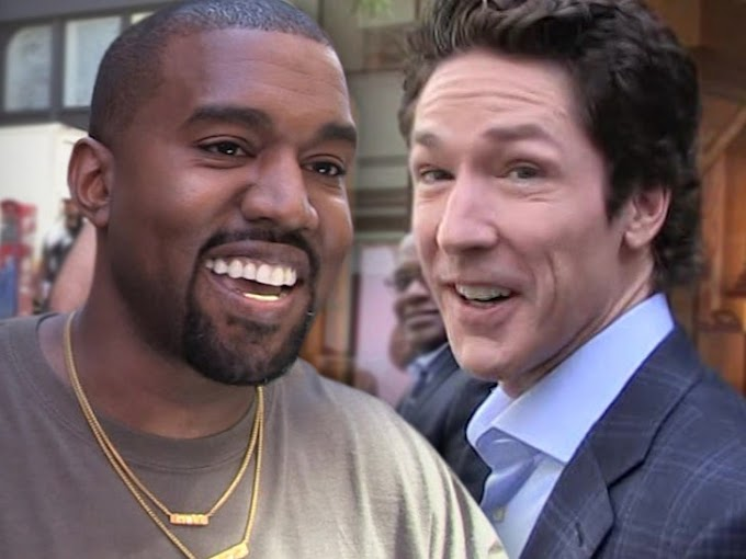 Kanye West is Collaborating with Joel Osteen for a Special Sunday Service
