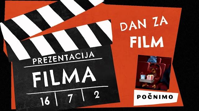 DIGITALNI ALATI - GENIALLY  GLEDANJE FILMA