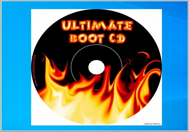 Ultimate Boot CD: Δωρεάν εργαλεία, με πλήθος απο προγράμματα και utilities