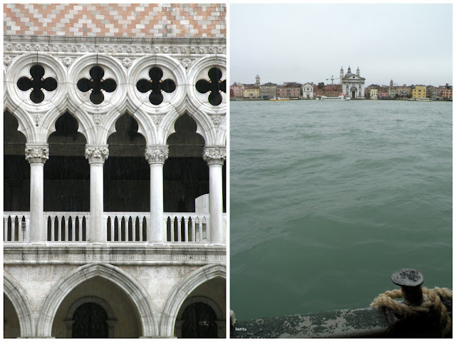 Palazzo Ducale & view from the vaporetto by betitu